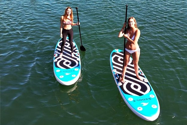 PADDLE SURF en gijon